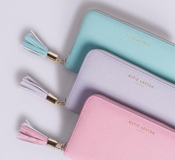 tassle purse