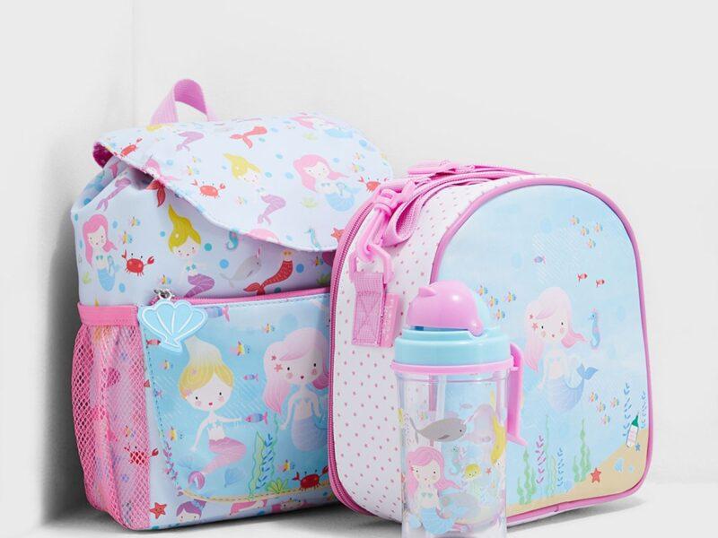 floss rock girls backpack